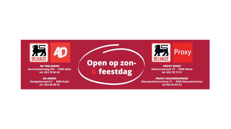 AD & Proxy Delhaize Aalst