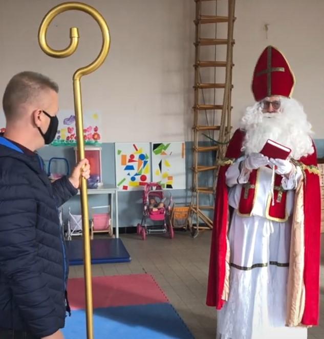 Misverstand bij SBS De Zonnebloem in Meldert: Sint komt op bezoek in lege klassen