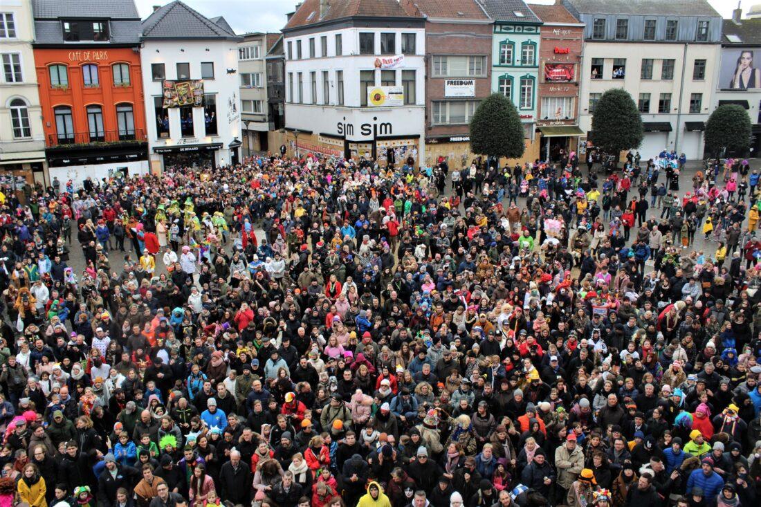 Nog veel onduidelijkheid over coronaveilig alternatief voor Aalst Carnaval 2021
