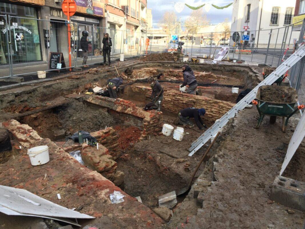 Archeologen vertellen in online lezing over Esplanadeplein en Molenstraat