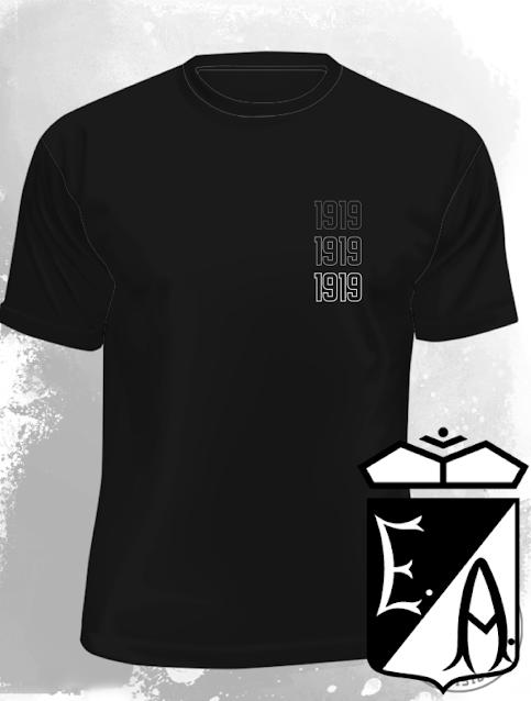 Eendracht Aalst-supporters verkopen 1919 community-shirt