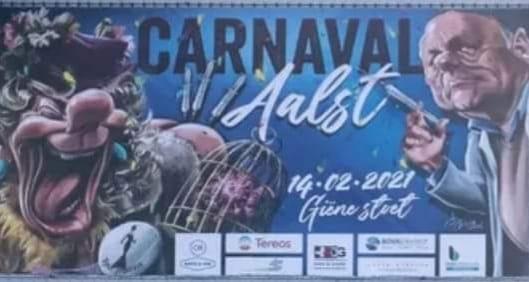 Carnavalsaffiche aan Tereos mag dan toch blijven hangen