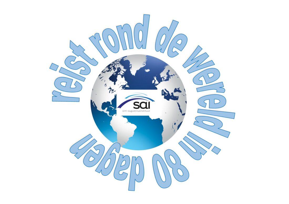Sint-Augustinusinstituut Aalst reist rond de wereld in 80 dagen