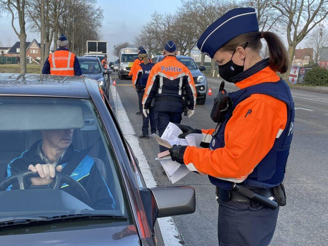 Geen goede resultaten op Verkeersveilige Dag: bijna 10% rijdt te snel