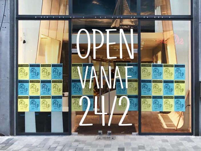 Zuivelhoeve Keymeulen verhuist van Molenstraat naar pop-up in de Kattestraat
