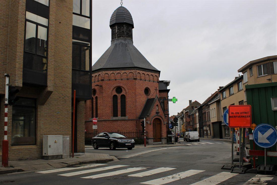 Werken in Bert Van Hoorickstraat afgerond, kruispunt aan Vredeplein kan openen