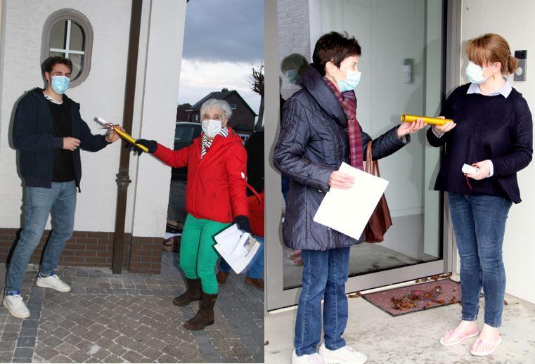 Vredesprijs gaat naar student Hannes en verpleegster Ilse